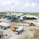 Tổng công ty CP đầu tư Hà Thanh chuyên sản xuất cung cấp bê tông tươi