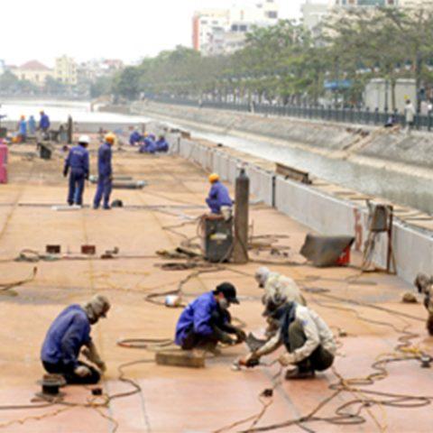 Dự án cải tạo khu trung tâm TP Hải Phòng