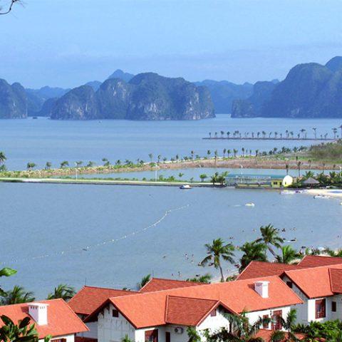 Cung cấp đá cho Dự án Đảo Tuần Châu