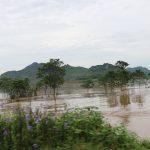Ủng hộ đồng bào bị ảnh hưởng lũ lụt tại xã Vĩnh Khang – huyện Vĩnh Lộc