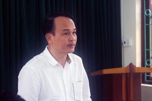 Tổng giám đốc Nguyễn Hữu Ninh