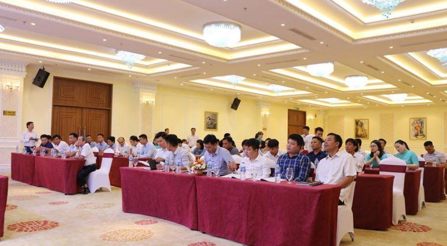Hội nghị tổng kết 6 tháng đầu năm 2020 và triển khai kế hoạch sản xuất kinh doanh 6 tháng cuối năm 2020