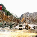 Thế mạnh Khai thác mỏ của Tổng Công ty CP đầu tư Hà Thanh