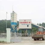 Cụm nhà máy liên doanh Việt Nhật tại Ngọc Lặc – Thanh Hóa