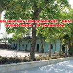 Cụm nhà máy Liên doanh Việt – Nhật Quảng Thịnh