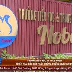 Trường Tiểu học và THCS Nobel triển khai các giải pháp phòng, chống dịch COVID – 19