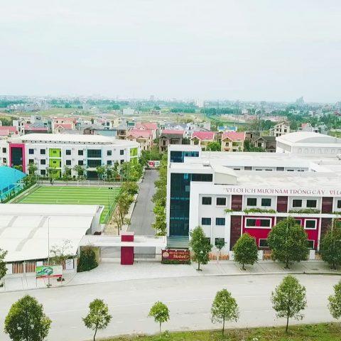 TRƯỜNG TIỂU HỌC, THCS & THPT NOBEL SCHOOL